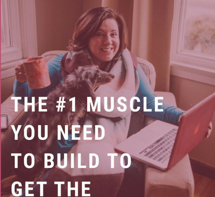 THE #1 MUSCLE YOU NEED TO BUILD TO GET THE SALE TODAY
