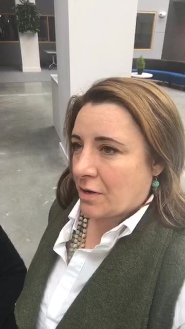 Interview with Sarah Bonn