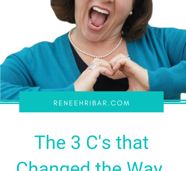 3 C's that Changed the Way Women Sell