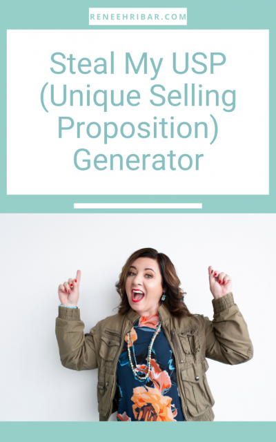 Lean into what you LACK to find your Unique Selling Proposition… here's how