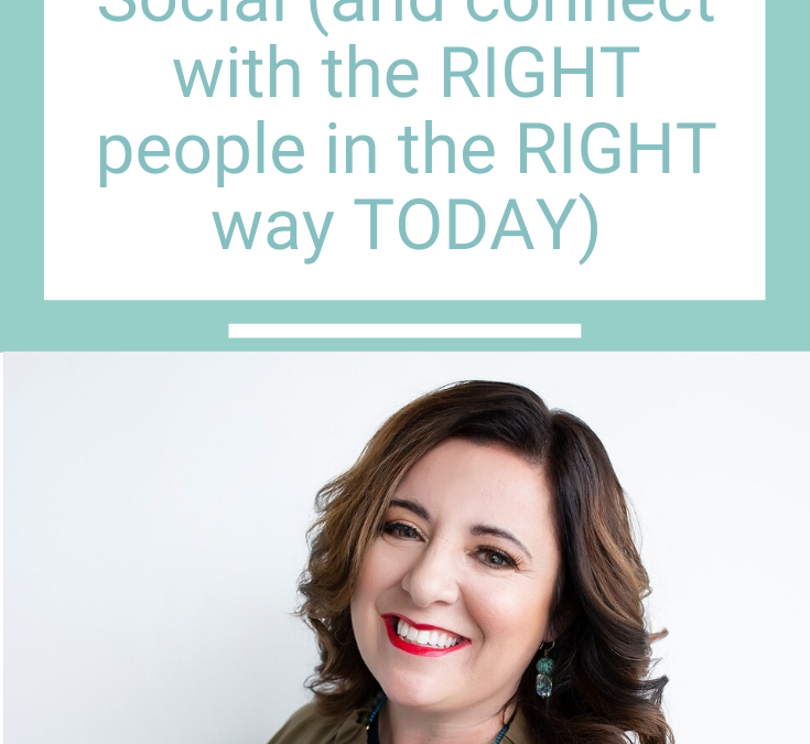 Have TACT on Social (and connect with the RIGHT people in the RIGHT way TODAY)