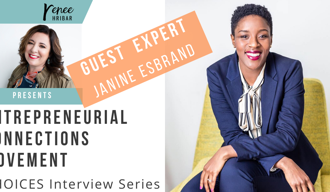 Special Guest Interview with Janine Esbrand
