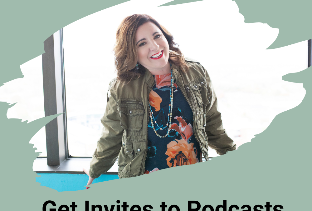 Get Invites to Podcasts, Tagged in Groups, and Referrals Forever