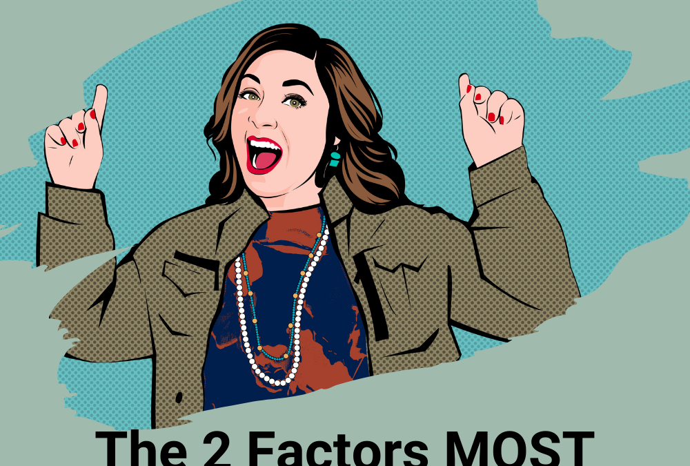 The 2 Factors MOST Coaches Miss When Selling their FIRST Online Course