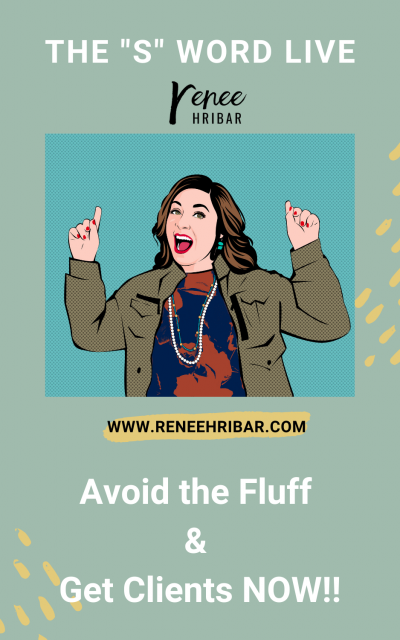 Avoid the Fluff & Get Clients NOW!!